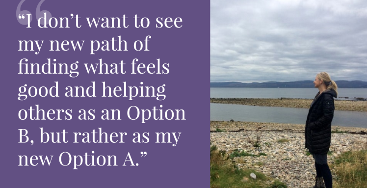 Option B story