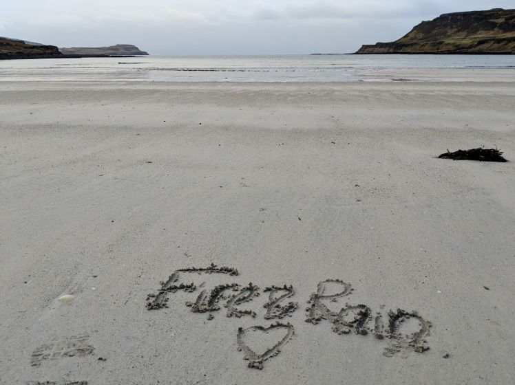 Fire & Rain Soul Spa retreat at Calgary Bay, Isle of Mull