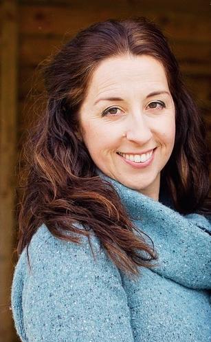 Yoga teacher and Fire & Rain co-host Lindsey Porter